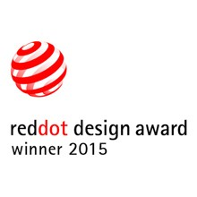 2015 red dot design award