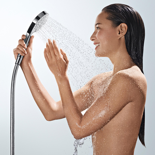 HANSGROHE CROMA SELECT S MULTI 110 Ръчен душ с 3 функции 26800400
