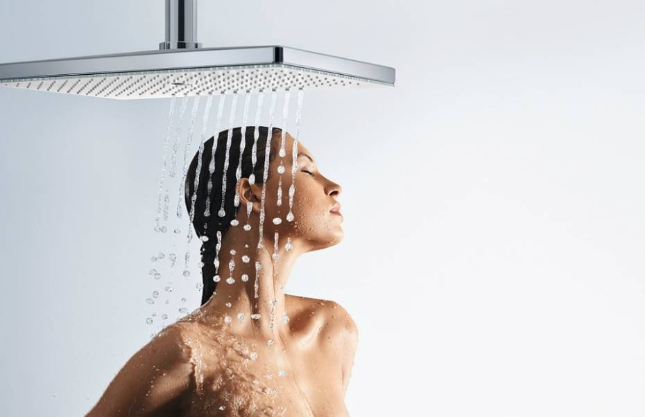 HANSGROHE RAINMAKER SELECT Нещо от ново измерение